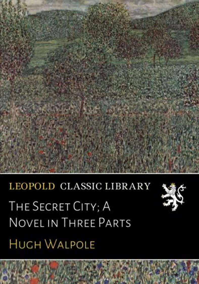 明らかバーター設計図The Secret City; A Novel in Three Parts