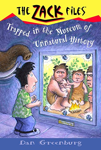 Zack Files 25: Trapped in the Museum of Unnatural History (The Zack Files)の詳細を見る