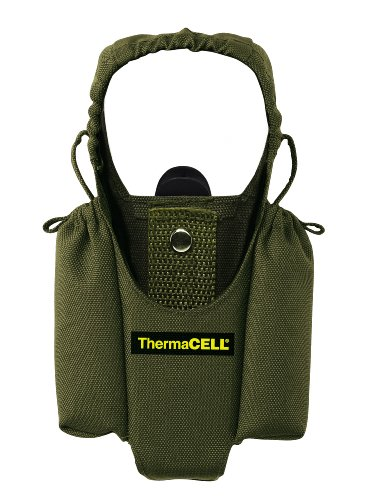 ThermaCELL SEÑOR H Mosquito Repelente Appliance Holster - Oliva Jardín, Césped, Mantenimiento