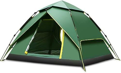 CNMF Tente imperméable Double Multiple Personne, Accessoires de Remplacement pour Tente de Camping pour Baton de Tente et bache réglables