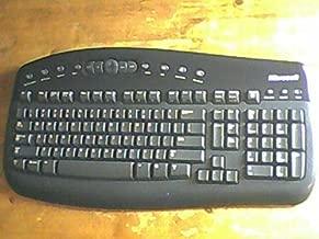 Microsoft Wireless Multimedia Keyboard 1.1 (1014, X801524-100, WUR0445)