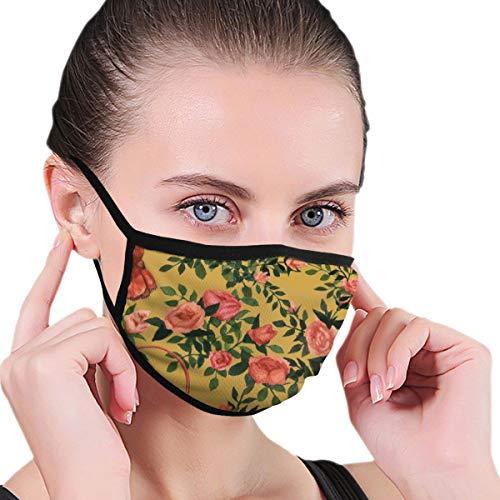Wiederverwendbare Hummer-Tapete Stoff Gesicht Bandana – Unisex waschbar atmungsaktiv Outdoor Mundschutz für Erwachsene & Kinder
