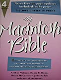 The Macintosh bible: Thousands of basic and advanced tips, tricks, and shortcuts logically organized and fully indexed