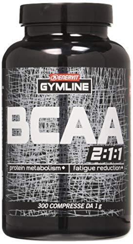 Enervit GY MLine Muscle Integratore Alimentare per lo Sport - 300 Compresse da 1 g