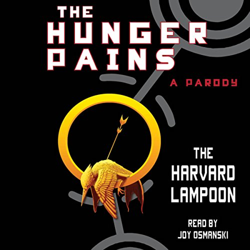 The Hunger Pains audiobook cover art