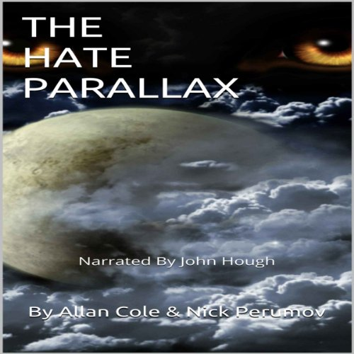 The Hate Parallax audiobook cover art