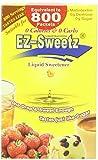 EZ-Sweetz (2.0oz - Liquid Sweetener 800 Servings/Bottle) (Original, 1 Pack)