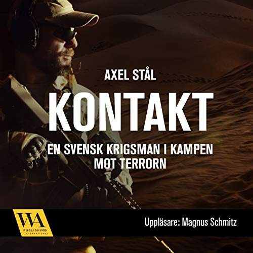 Kontakt audiobook cover art