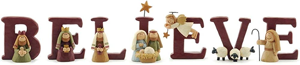 Best nativity table decorations Reviews