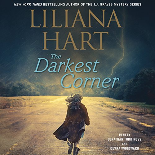 The Darkest Corner audiobook cover art