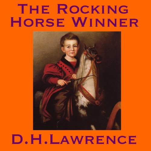 The Rocking Horse Winner audiobook cover art
