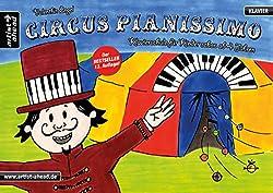 Circus Pianissimo: Klavierschule für Kinder schon ab vier Jahren