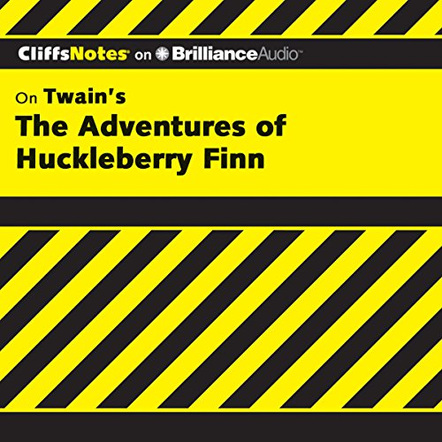 Couverture de The Adventures of Huckleberry Finn