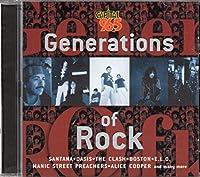 Generations of Rock