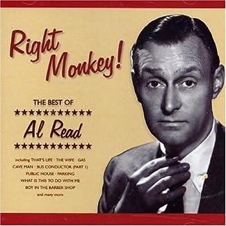Right Monkey! - The Best Of Al Read