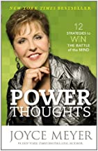 Best power thoughts 12 strategies to win the battle Reviews