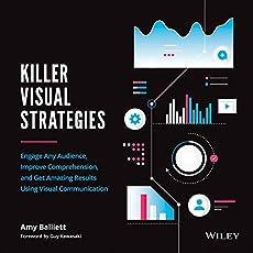 Image of Killer Visual Strategies. Brand catalog list of Wiley.