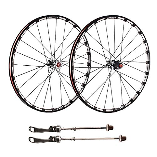 ZNND Carbon Fiber Mountainbike Wiel Set 26/27.5/29 Inch Quick Release Bucket Shaft 120 Ring