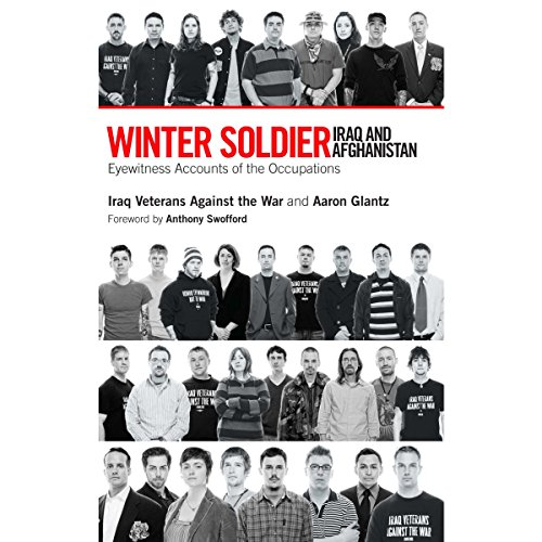 Winter Soldier: Iraq and Afghanistan cover art
