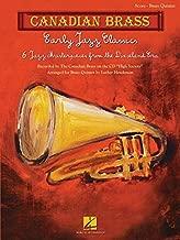 Early Jazz Classics: Canadian Brass Quintets Score