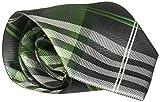 Geoffrey Beene Men's Petros Plaid II Tie,...