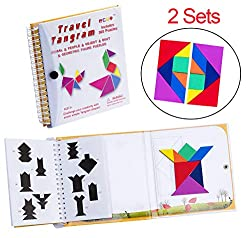 Get Tangrams (an ancient Chinese puzzle game) (AFFILIATE)