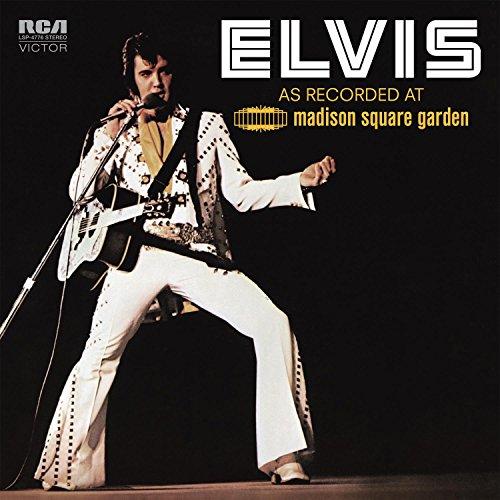 Elvis: As Recorded At Madison Square Garden [Legacy Edition] [Disco de Vinil]