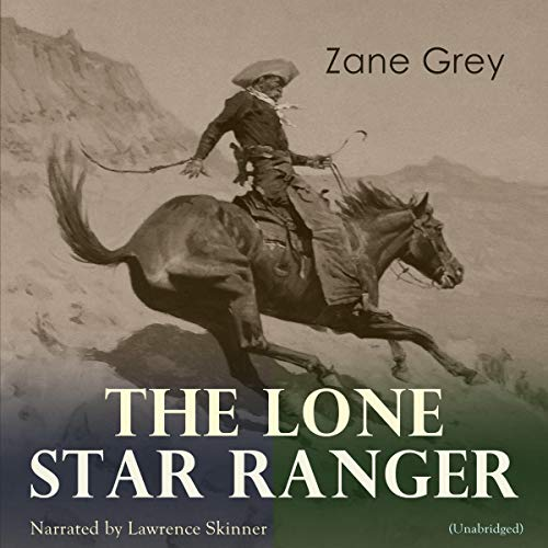 The Lone Star Ranger Titelbild