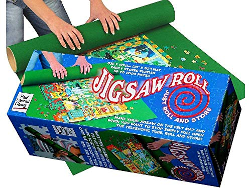 Paul Lamond Games  PLG5600, Porta puzzle da 2000 pezzi