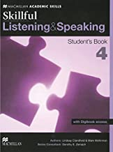 Skillful Listening and Speaking Student's Book + Digibook Level 4