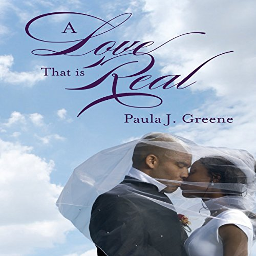 A Love That Is Real audiobook cover art