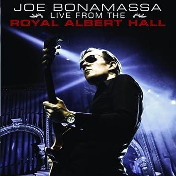 Joe Bonamassa Live From The Royal Albert Hall (Live Audio Version)
