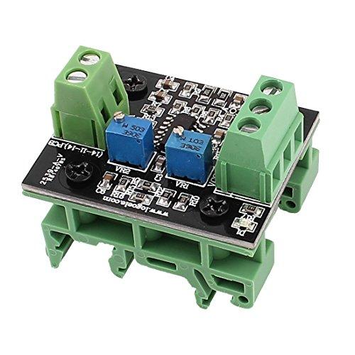 Aexit Strom-zu-Spannungswandler-Modul 4-20mA Schalten Sie 0-3.3V / 0-5V / 0-10V / 0-15V (f904efa0b23f9f03c3a6817d5c3a3b5e)