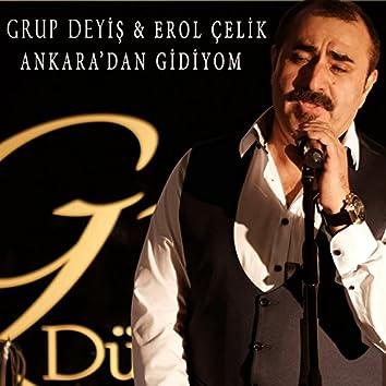 Ankara'dan Gidiyom