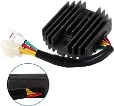OCPTY Voltage Regulator Rectifier Fits 2005-2008 Suzuki S50 Boulevard 2005-2008 Suzuki S83 Boulevard 2003-2007 Suzuki SV1000/S 2003-2008 Suzuki SV650