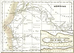 Dakar, Senegal, Africa, World Seaports and Maritime History during on