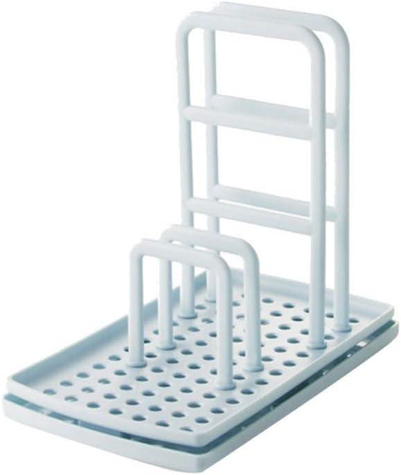 JPMELYRN Dish Max 66% OFF Max 77% OFF Cloths Drain Rack Storage Holder Sponge Rag Clean