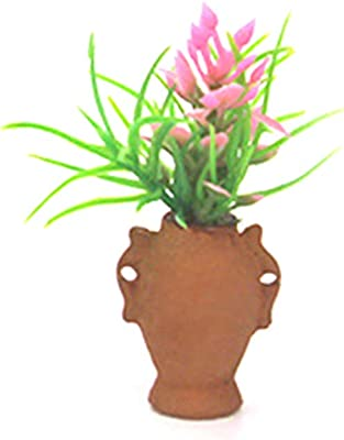 Gongyipin Jarrón de cerámica American Pastoral Retro con diseño de ...