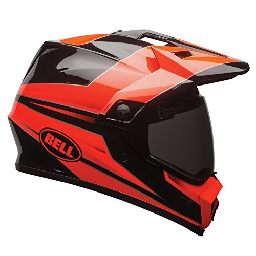 BELL - 7081242/54 : Casco offroad pantalla MX-9 ADVENTURE MIPS EQUIPPED...