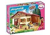 プレイモービル playmobil『アルプスの少女ハイジ』ハイジとおんじの山小屋 70253 【並行輸入品】