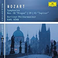 Symphony 38 39 & 41: Mozart Collection