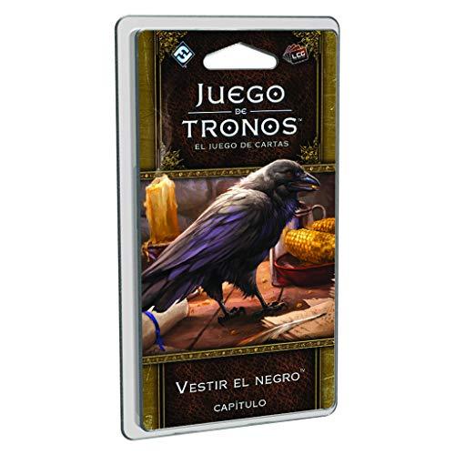 Juego de Tronos - Vestir el negro, juego de cartas (Edge Entertainment EDGGT02) , color/modelo surtido