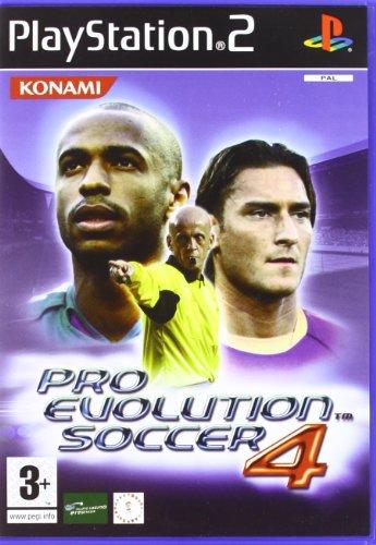 Pro Evolution Soccer 4 Ita P