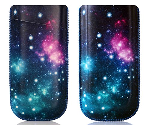 TopGrit Soft Carrying Case Compatible with Texas Instruments TI-84 / Plus CE Graphing Calculator, Galaxy Pattern Photo #5