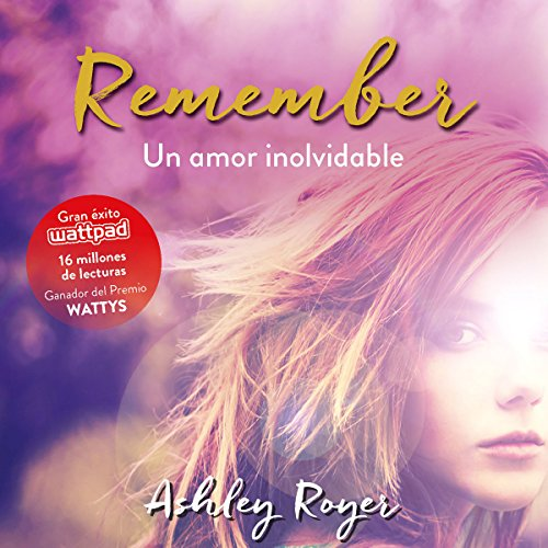 Remember. Un amor inolvidable audiobook cover art
