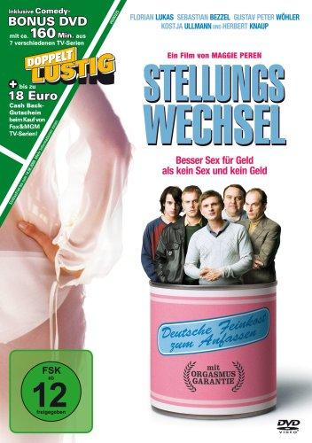 Stellungswechsel (+ Bonus DVD TV-Serien)