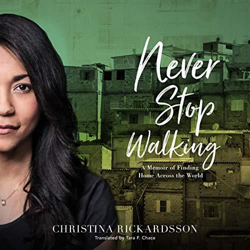 Never Stop Walking Titelbild