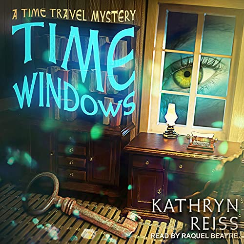 Time Windows Audiobook By Kathryn Reiss cover art
