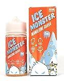 ICE MONSTER(アイスモンスター)電子タバコリキッド100ml (MANGERINE GUAVA(マンジェリン グァバ))