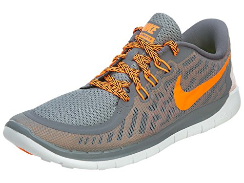 Nike Free 5.0 2015 Boys Jr. - cool grey, Größe #:4.5Y